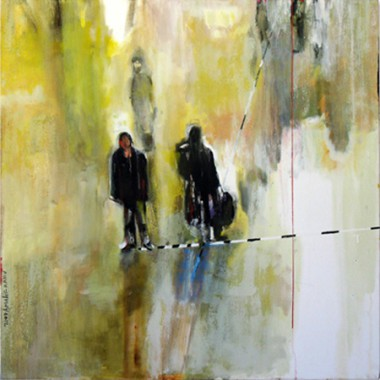 Arlene Amaler-Raviv Autobiography in Paint Exhibition 2007