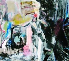 Oh the humanity, nine eleven (2001). Arlene Amaler-Raviv