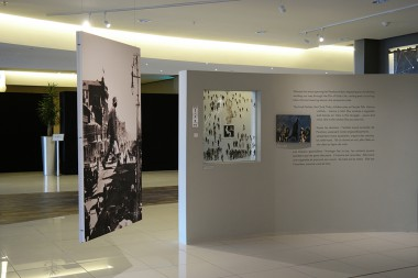 Exhibition at Ndiza Gallery. 28 May 2016. Arlene Amaler-Raviv